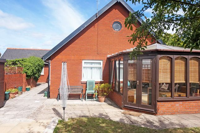 Thumbnail Detached bungalow for sale in Station Road West, Wenvoe