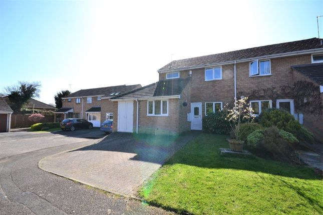 Thumbnail Semi-detached house for sale in Hazebrouck Close, Cheltenham