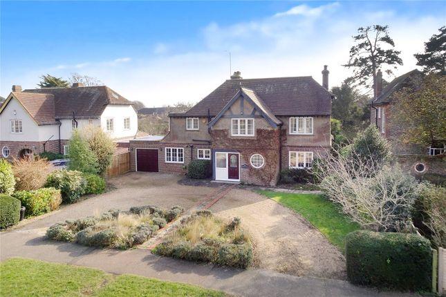 Thumbnail Detached house for sale in Vicarage Lane, East Preston, West Sussex