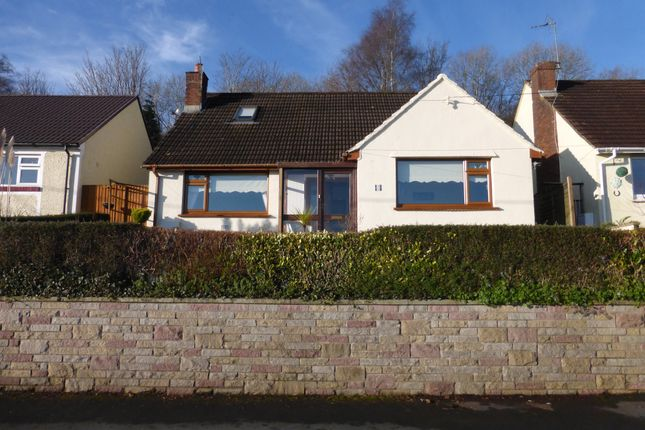 Thumbnail Detached bungalow for sale in Coed Leddyn, Energlyn, Caerphilly