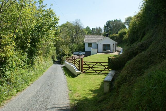 Thumbnail Detached house for sale in Aber Arad, Newcastle Emlyn