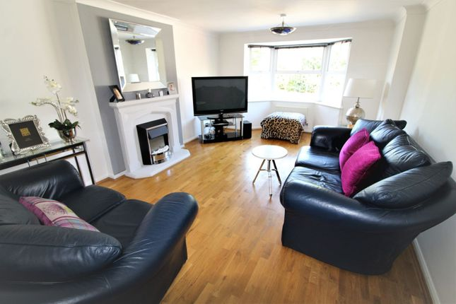 Lounge of Angelica Court, Bingham NG13