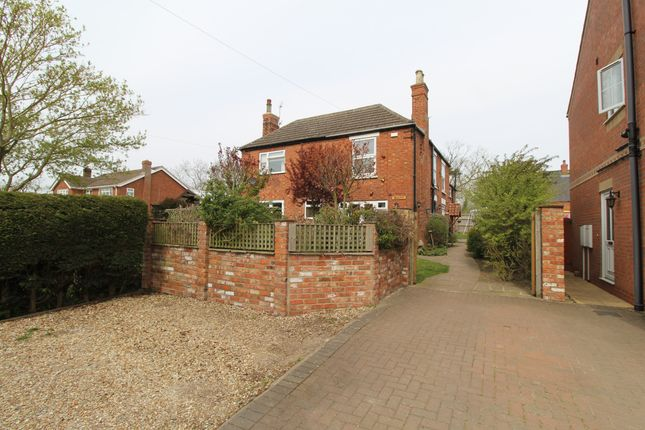 3 bed semi-detached house for sale in North Street, Middle Rasen, Market Rasen LN8