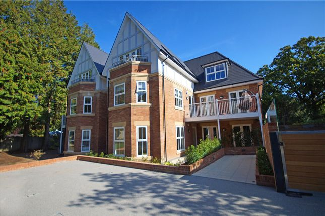 Thumbnail Flat for sale in Tower Road, Poole, Dorset