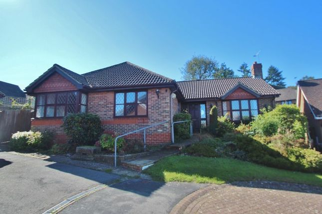 Thumbnail Detached bungalow for sale in Fuller Close, Wadhurst