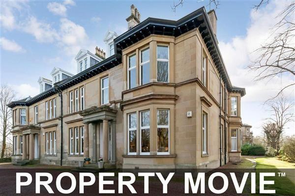 Thumbnail Flat for sale in Flat 4, Lochview, Whittingehame Drive, Kelvinside, Glasgow