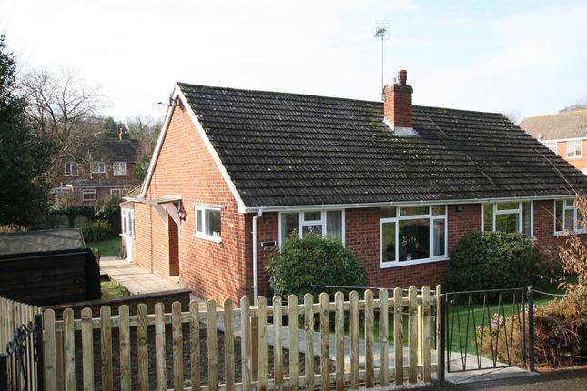 Semi-detached bungalow for sale in Manse Field, Smeeth, Ashford, Kent