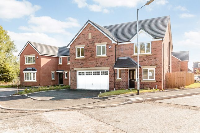 Thumbnail Detached house for sale in Winchester Drive, Bolton