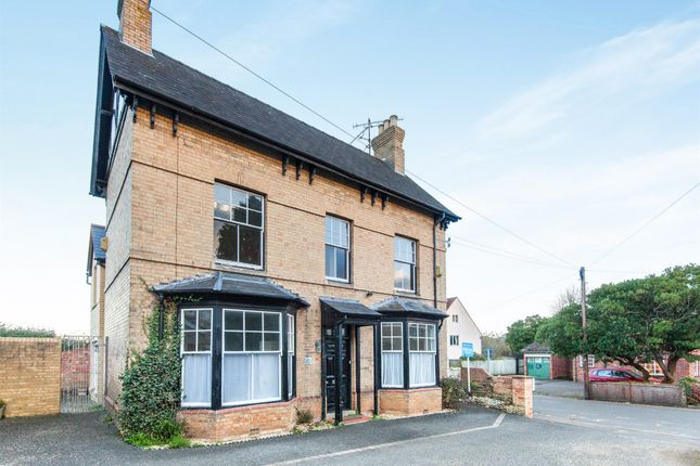 Thumbnail Detached house for sale in Holway Avenue, Taunton