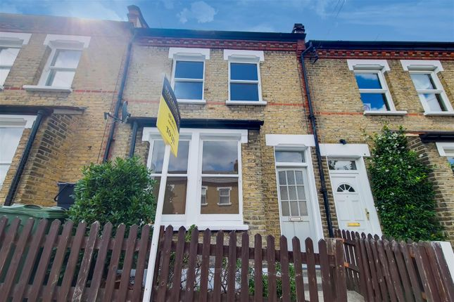 Thumbnail Terraced house to rent in Ladas Road, London