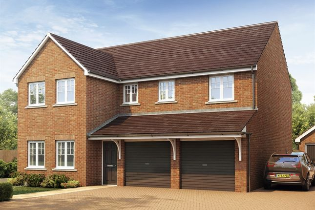 "Thumbnail Detached house for sale in ""The Fenchurch"" at Manor Lane, Maidenhead"