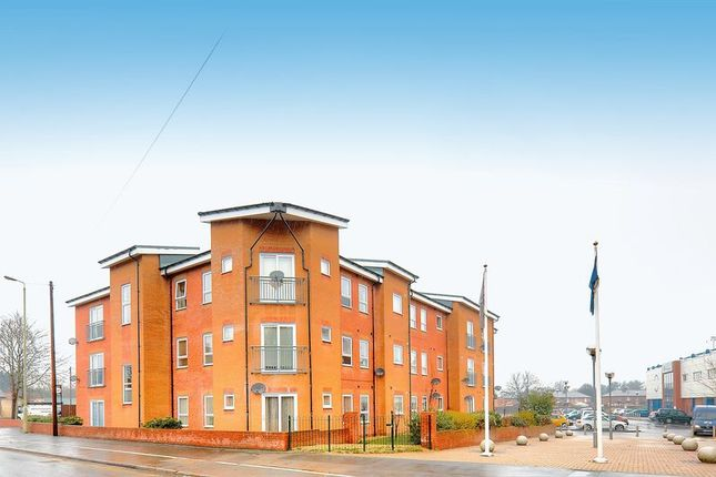 Thumbnail Flat for sale in 12 Withering Close, Wellington, Telford