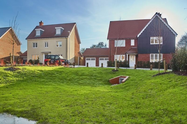 Thumbnail Detached house for sale in The Ravensbourne At Little Hollows, Hollow Lane, Nr Chignal Smealy, Chelmsford, Essex