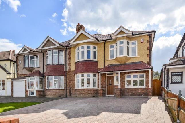 Thumbnail Property for sale in Leysdown Road, London