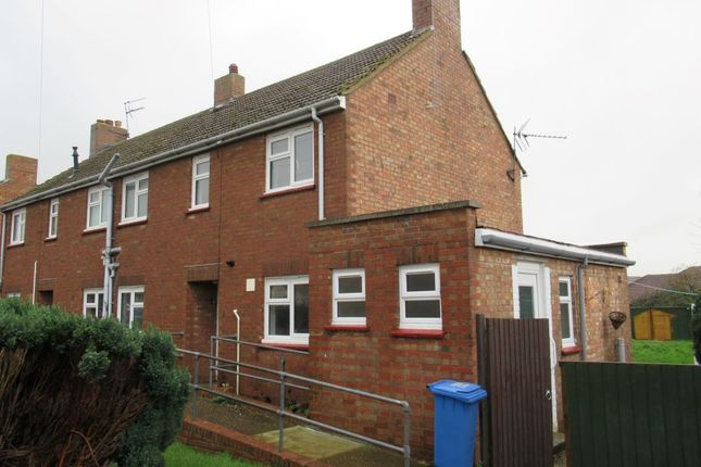 Thumbnail Semi-detached house for sale in 37 Harps Avenue, Minster On Sea, Sheerness, Kent