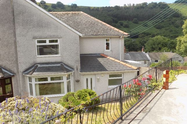 Thumbnail Semi-detached house for sale in Rose Heyworth Road, Abertillery