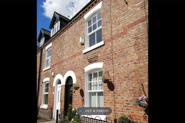 Thumbnail Terraced house to rent in George Leigh Street, Manchester