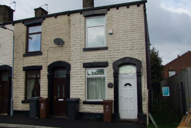 Thumbnail End terrace house to rent in Margaret Street, Shaw