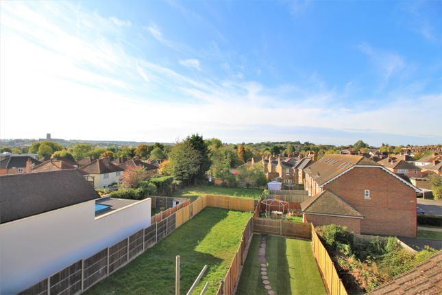 Balcony View of Manor Road, Guildford GU2