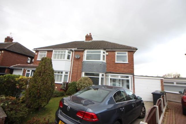 Thumbnail Property for sale in Rigby Road, Maghull, Liverpool