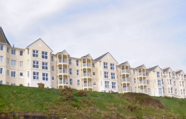 Thumbnail Flat for sale in Ballure Promenade, Ramsey, Isle Of Man