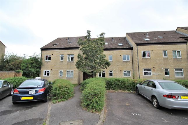Thumbnail Flat to rent in Charter Road, Chippenham