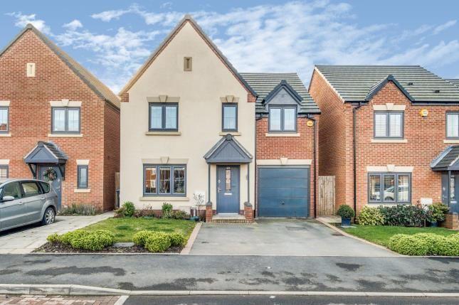 Thumbnail Detached house for sale in King Edward Drive, Bishops Tachbrook, Leamington Spa, Warwickshire