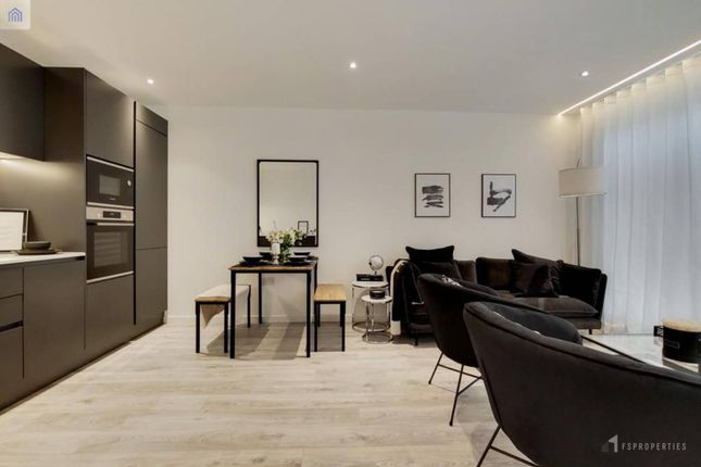 Thumbnail 3 bed flat for sale in Calum Court, Central Purley, London