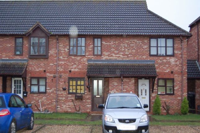 Thumbnail Terraced house to rent in Clare Court, Baston, Peterborough