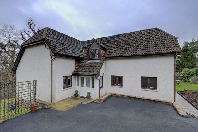 Thumbnail Detached house for sale in Camstradden Drive East, Bearsden, Glasgow