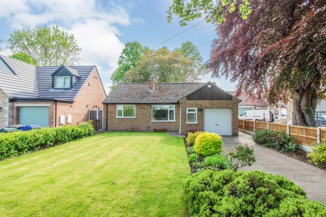 Thumbnail Detached bungalow for sale in Ings Lane, Arksey, Doncaster