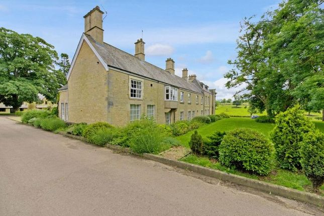 Thumbnail Flat for sale in Stocken Hall, Stretton, Oakham, Rutland