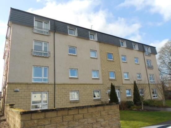 Thumbnail Flat to rent in May Gardens, Wishaw