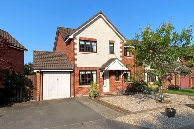 Thumbnail Property for sale in Stobhill Crescent, Ayr