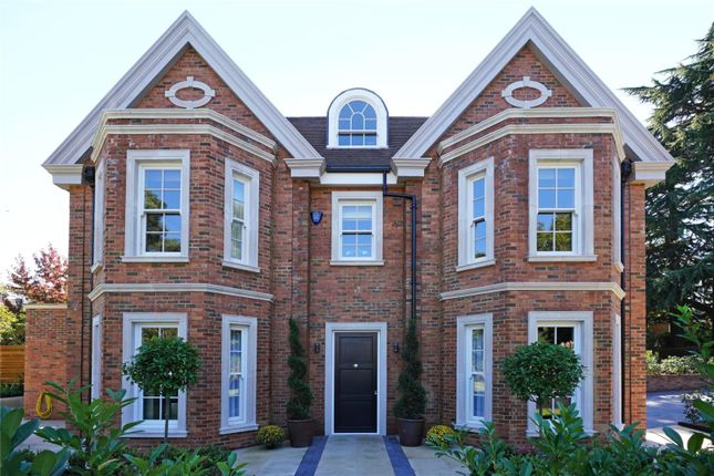 Thumbnail End terrace house for sale in Egerton Road, Weybridge, Surrey