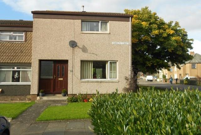Thumbnail End terrace house to rent in Charles Street, Annan