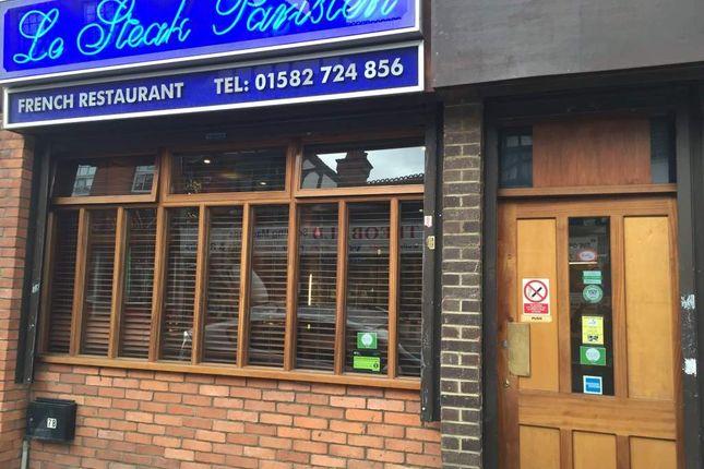 Thumbnail Restaurant/cafe for sale in Luton LU1, UK