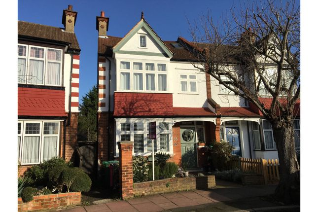 Thumbnail Semi-detached house for sale in Hampden Road, Beckenham