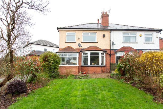 Thumbnail Semi-detached house to rent in Wensley Drive, Leeds, West Yorkshire
