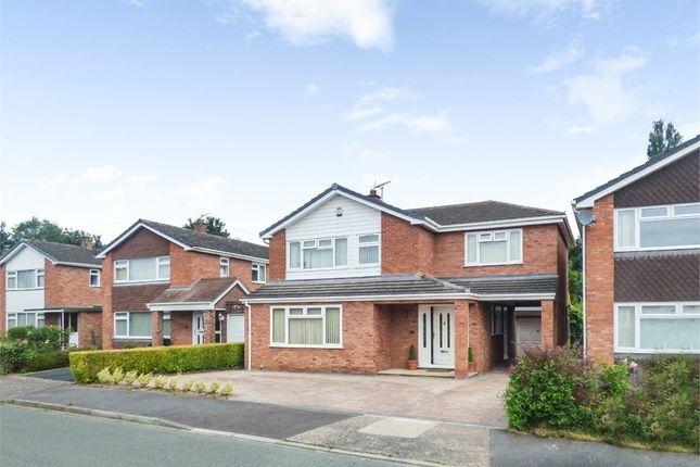 Thumbnail Detached house for sale in Carmen Avenue, Shrewsbury, Shropshire