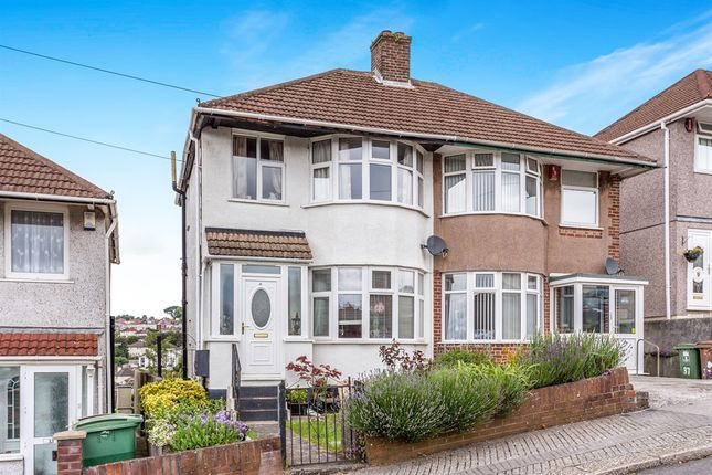3 bed semi-detached house for sale in Moor Lane, Plymouth