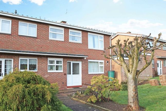Thumbnail Semi-detached house for sale in High Causeway, Much Wenlock