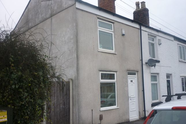 Thumbnail End terrace house to rent in Chester Lane, St. Helens