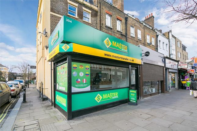 Thumbnail Retail premises to let in Retail Unit, 304A Walworth Road, London