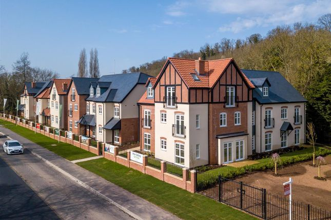 1 bed flat for sale in Plot 44, The Chestnut, Wisteria Place, Old Main Road NG14