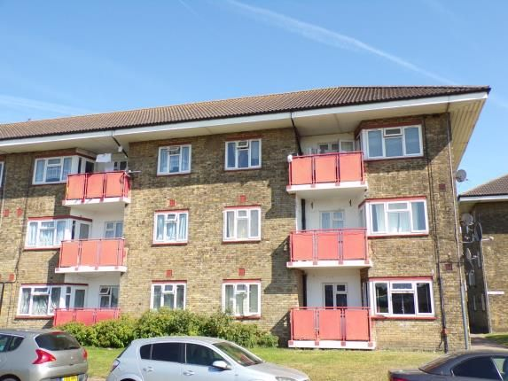 Thumbnail Flat for sale in Uvedale Road, Dagenham, Essex