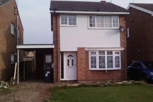 Thumbnail Detached house for sale in Haldynby Gardens, Armthorpe, Doncaster