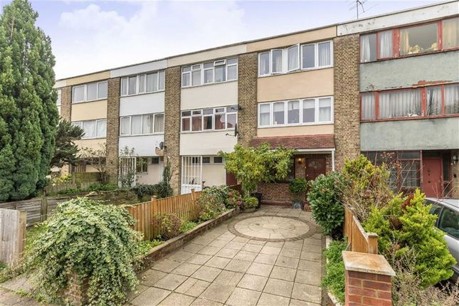Thumbnail Terraced house to rent in Cortis Road, London