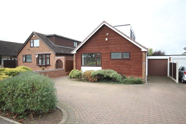 Thumbnail Detached bungalow for sale in Golf Drive, Nuneaton