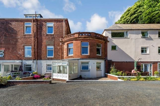 Thumbnail Flat for sale in Shore Road, Skelmorlie, North Ayrshire, Scotland